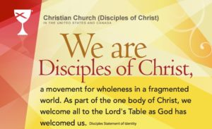 we are disciples